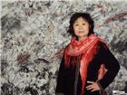 画家李江和她的作品